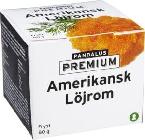 Amerikansk löjrom