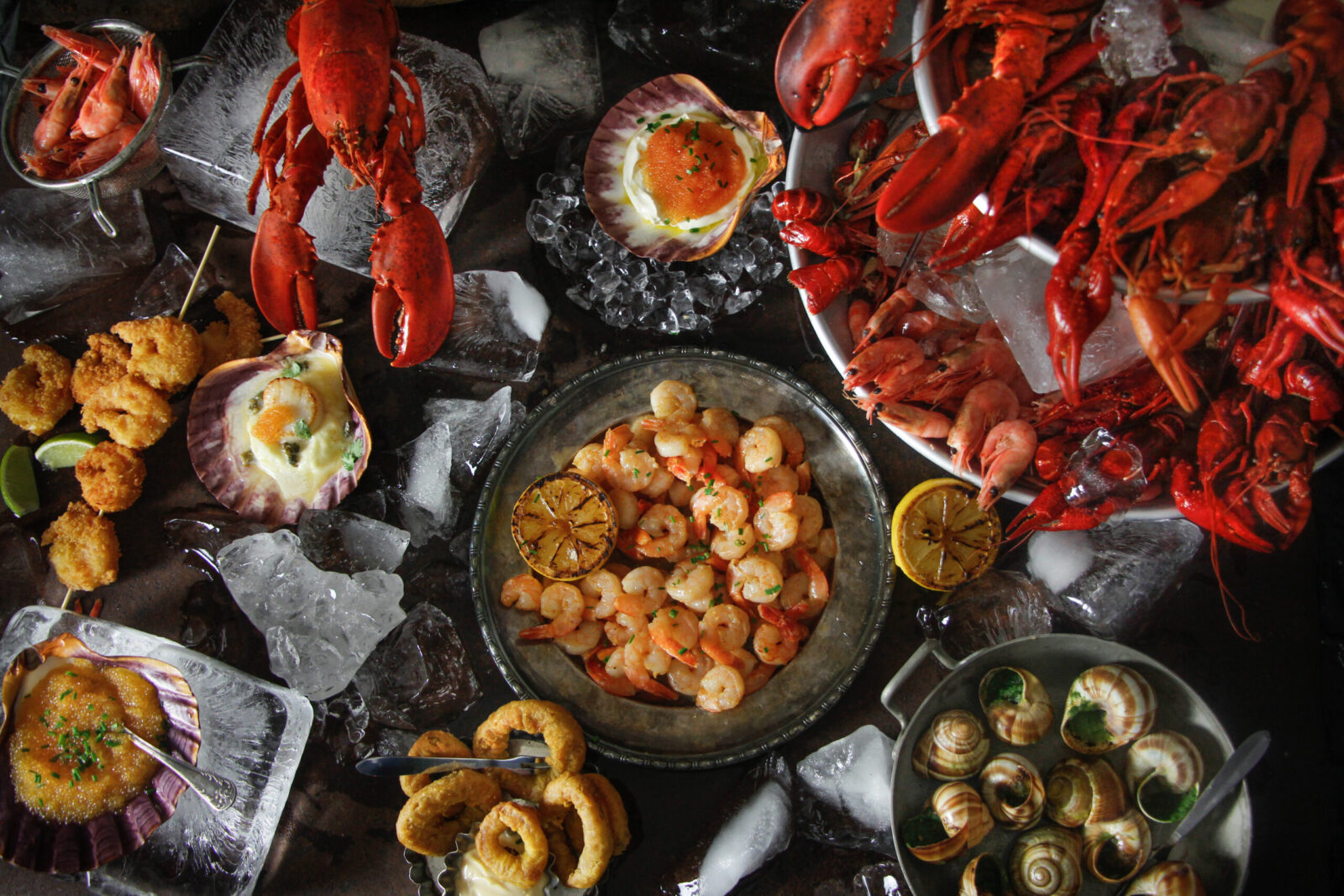 Pandalus Seafood
